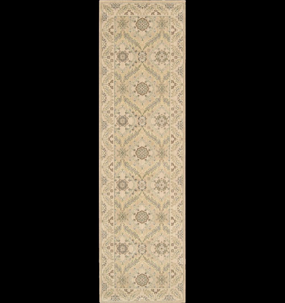 "Nourison Persian Empire Area Rug 2'3"" x 8' - Item Number: 44148"