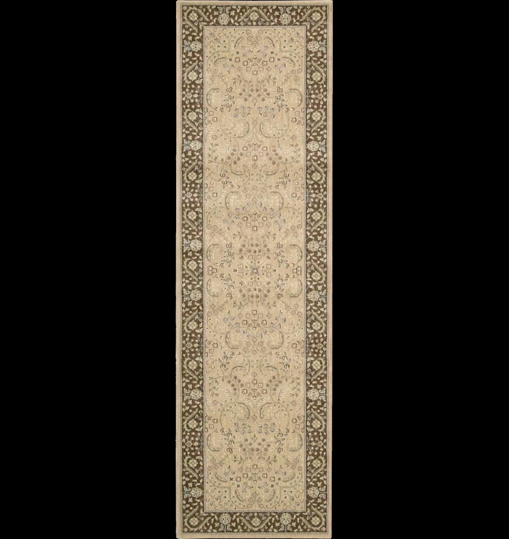 "Nourison Persian Empire Area Rug 2'3"" x 8' - Item Number: 44157"