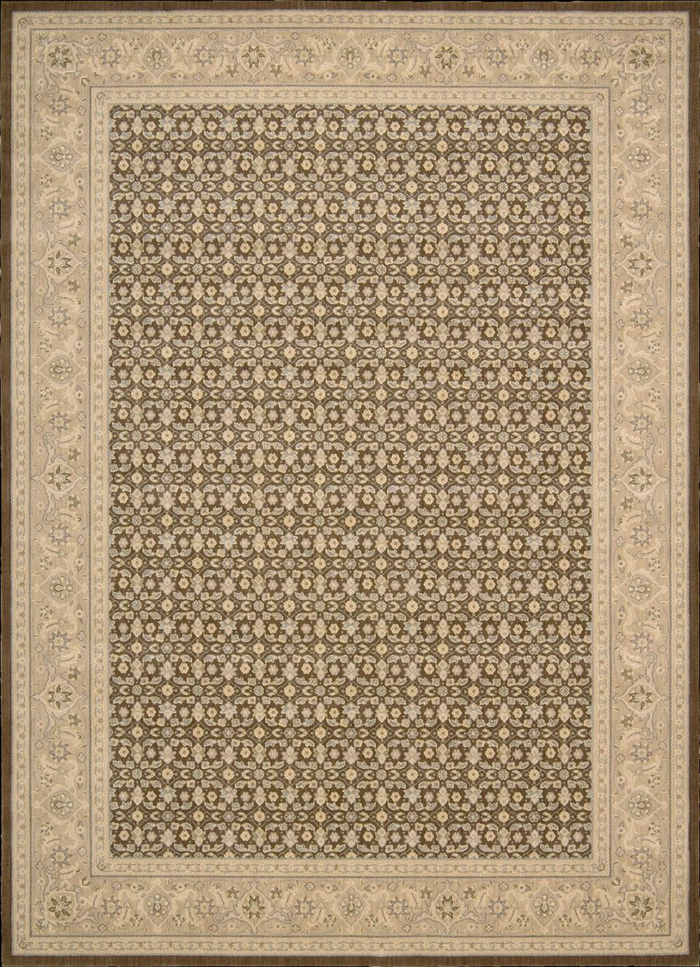 "Nourison Persian Empire Area Rug 3'6"" x 5'6"" - Item Number: 44202"