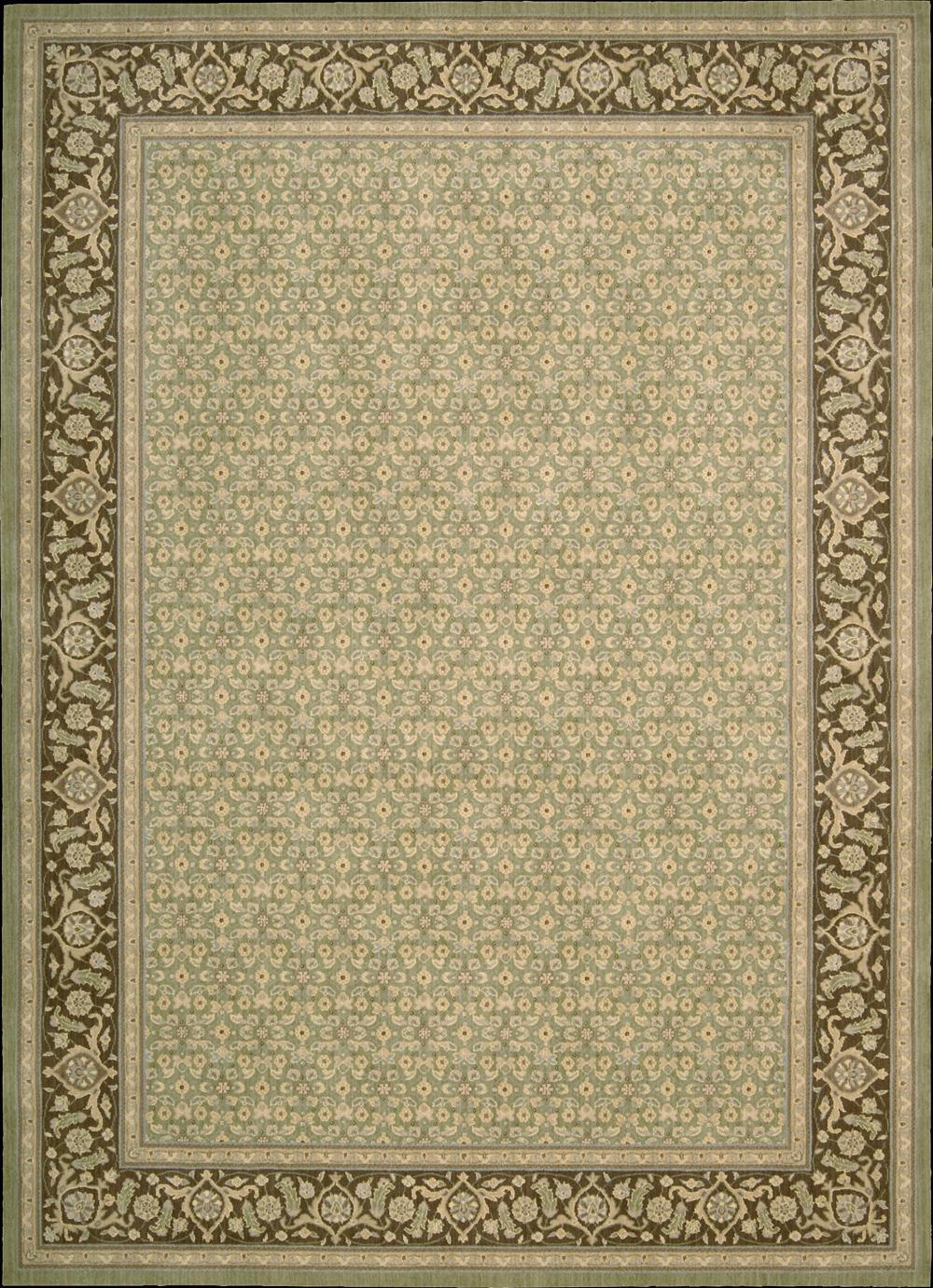 "Nourison Persian Empire Area Rug 5'3"" x 7'5"" - Item Number: 44256"