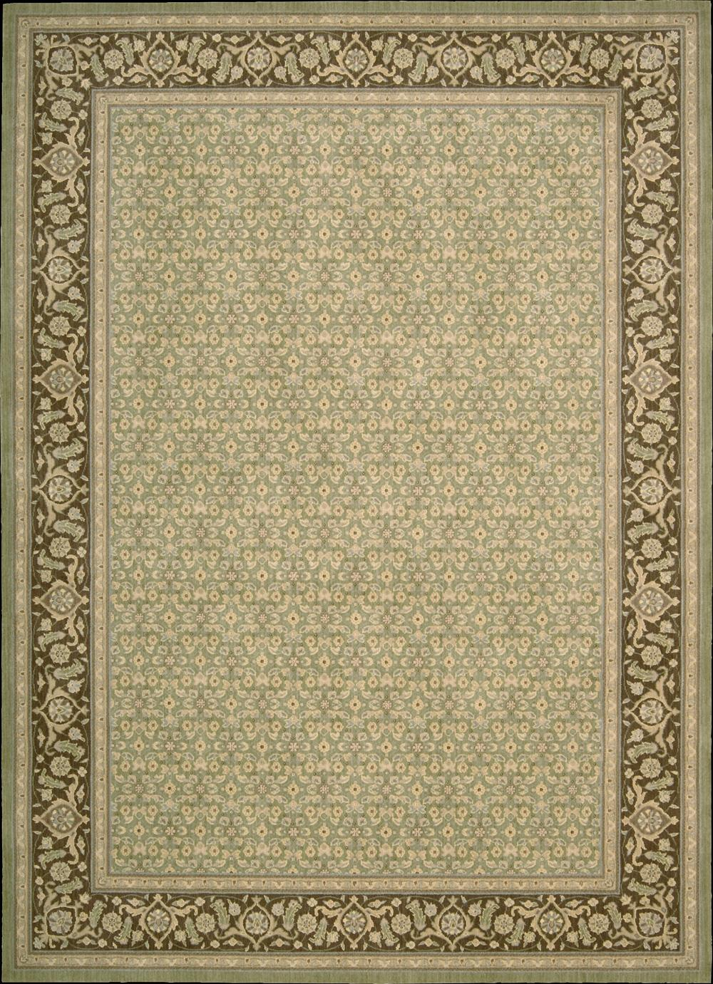 "Nourison Persian Empire Area Rug 7'9"" x 10'10"" - Item Number: 44292"