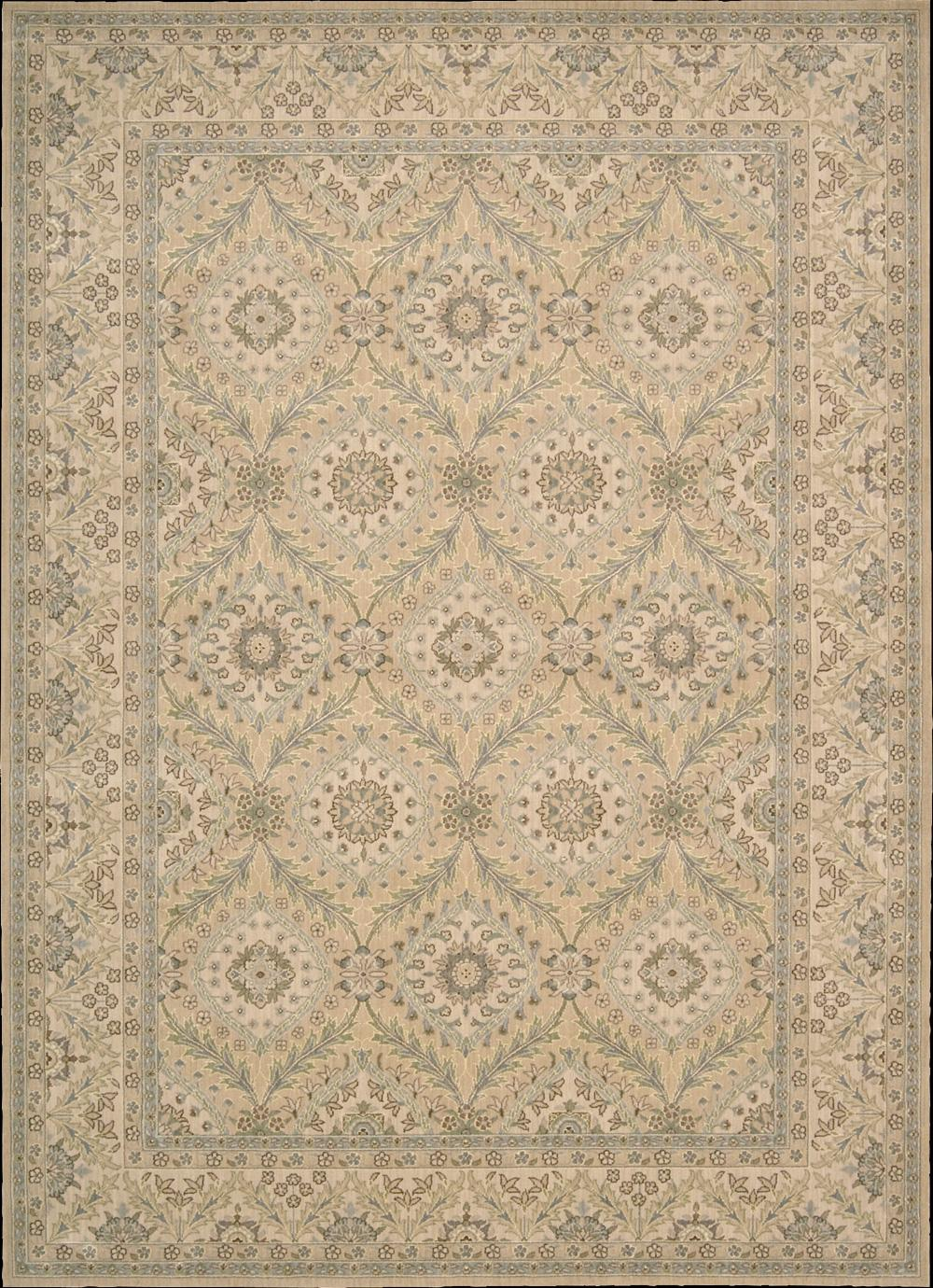 "Nourison Persian Empire Area Rug 9'6"" x 13' - Item Number: 44301"
