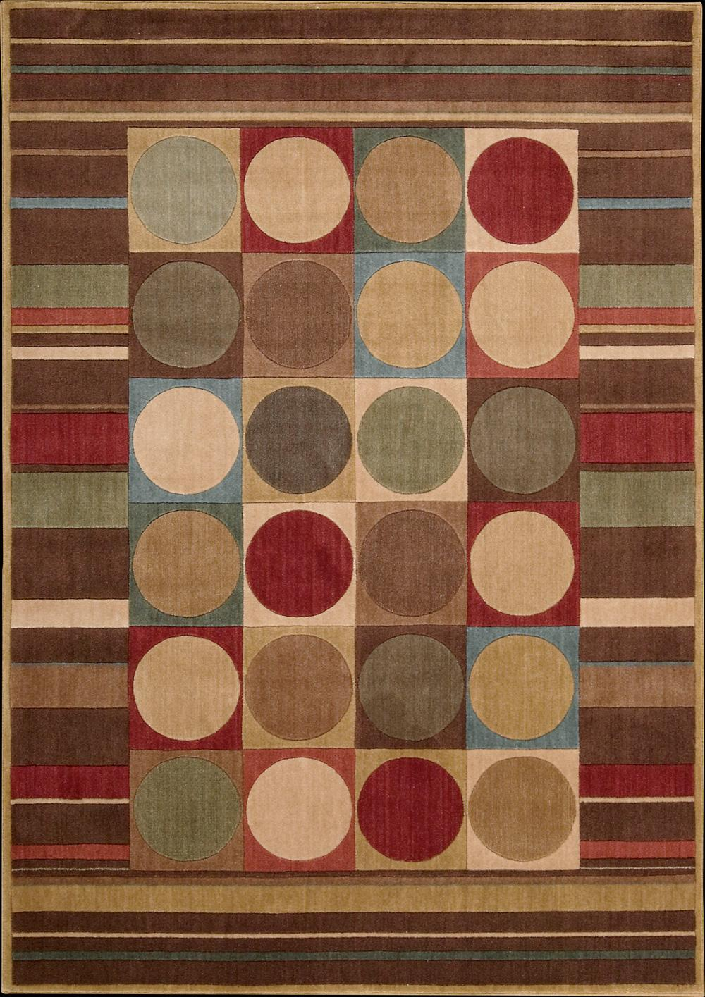 "Nourison Somerset Area Rug 3'6"" x 5'6"" - Item Number: 469"