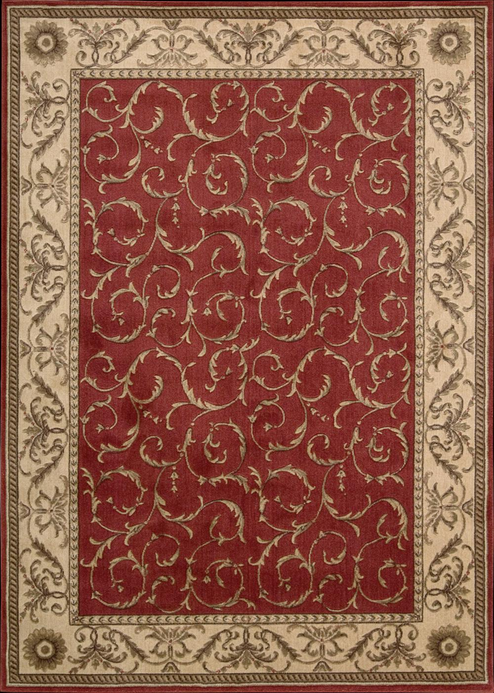 "Nourison Somerset Area Rug 3'6"" x 5'6"" - Item Number: 4772"