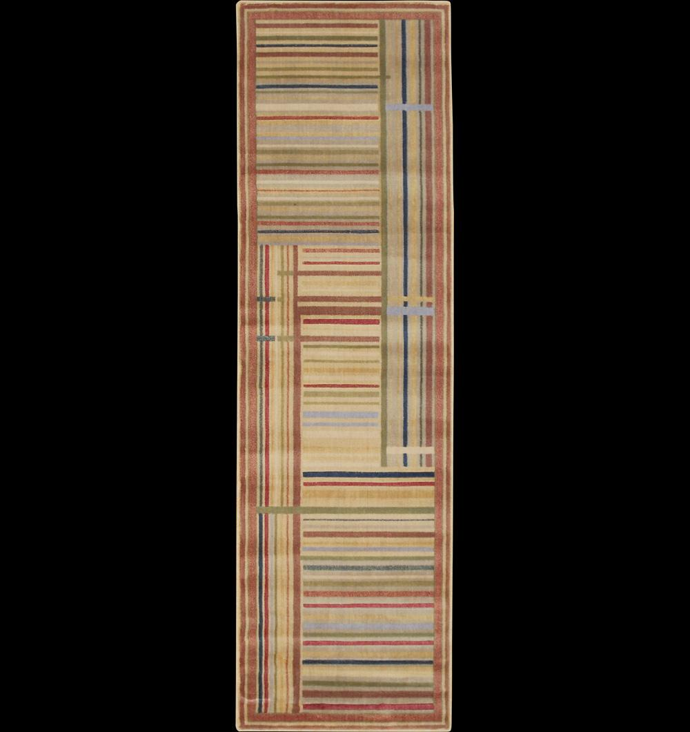"Nourison Somerset Area Rug 2'3"" x 8' - Item Number: 57688"