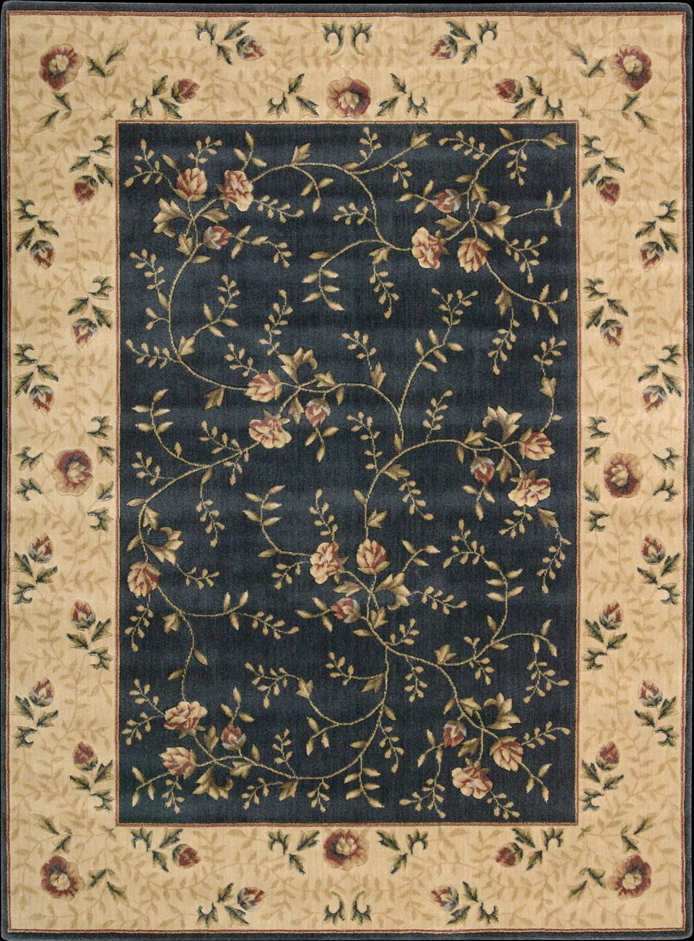 "Nourison Somerset Area Rug 5'6"" x 7'5"" - Item Number: 58426"