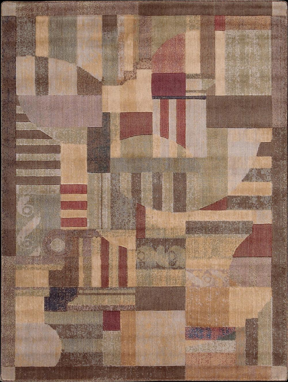 "Nourison Somerset Area Rug 5'6"" x 7'5"" - Item Number: 58597"