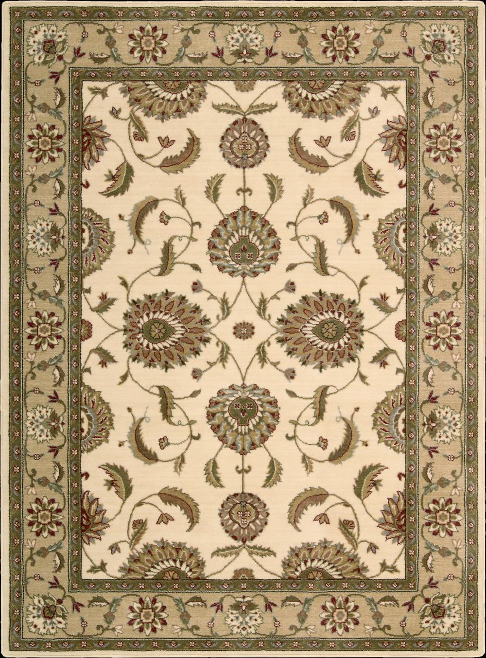 "Nourison Somerset Area Rug 3'6"" x 5'6"" - Item Number: 62690"