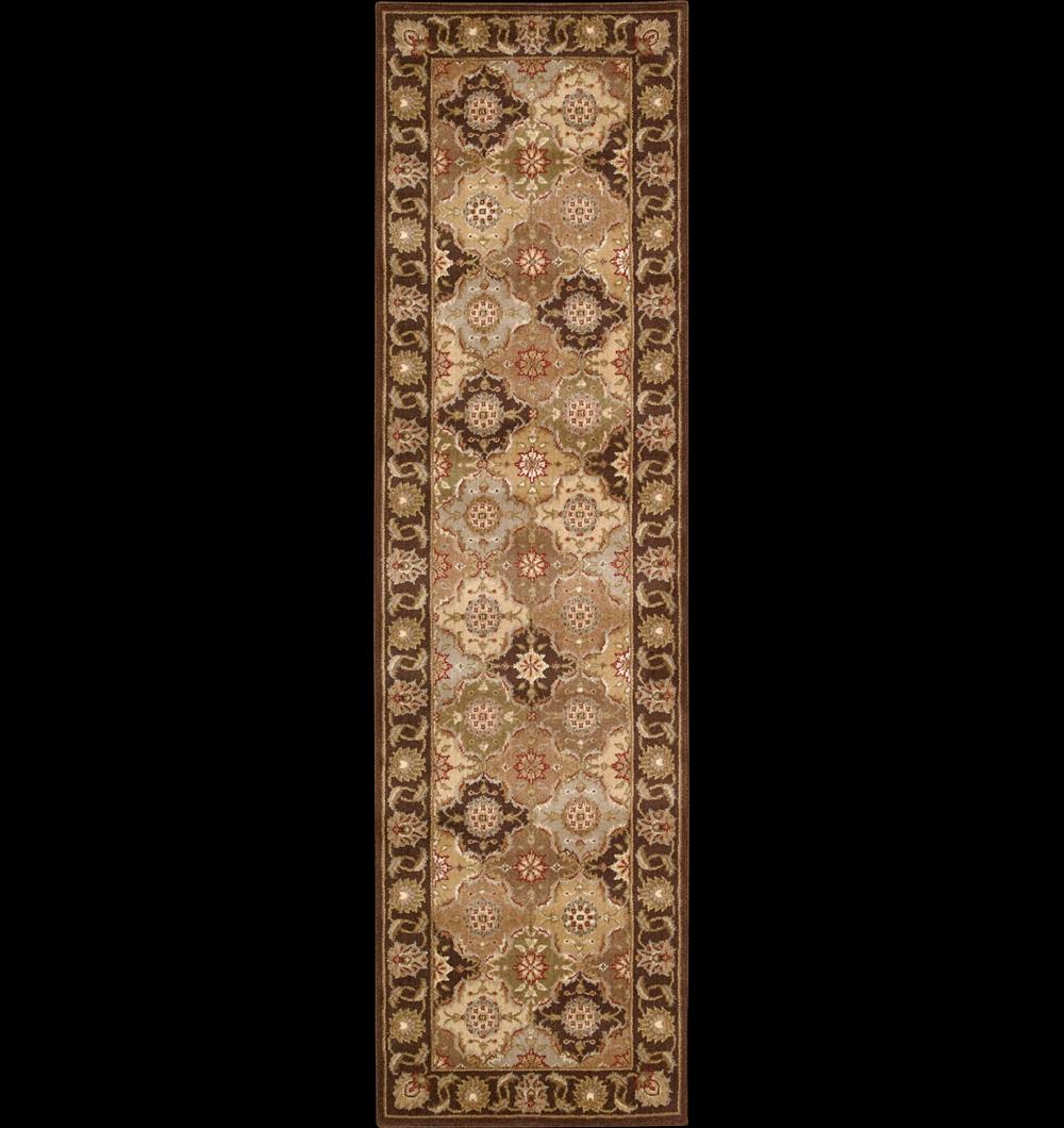 "Nourison Somerset Area Rug 2'3"" x 8' - Item Number: 73499"