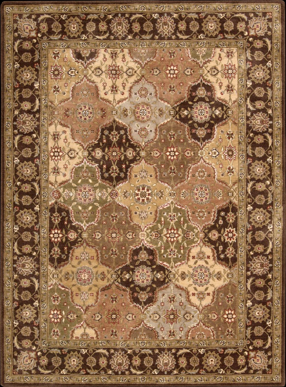 "Nourison Somerset Area Rug 7'9"" x 10'10"" - Item Number: 73535"