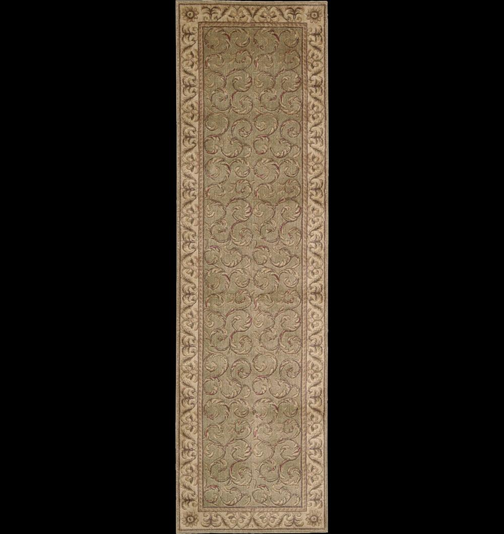 "Nourison Somerset Area Rug 2'3"" x 8' - Item Number: 82410"