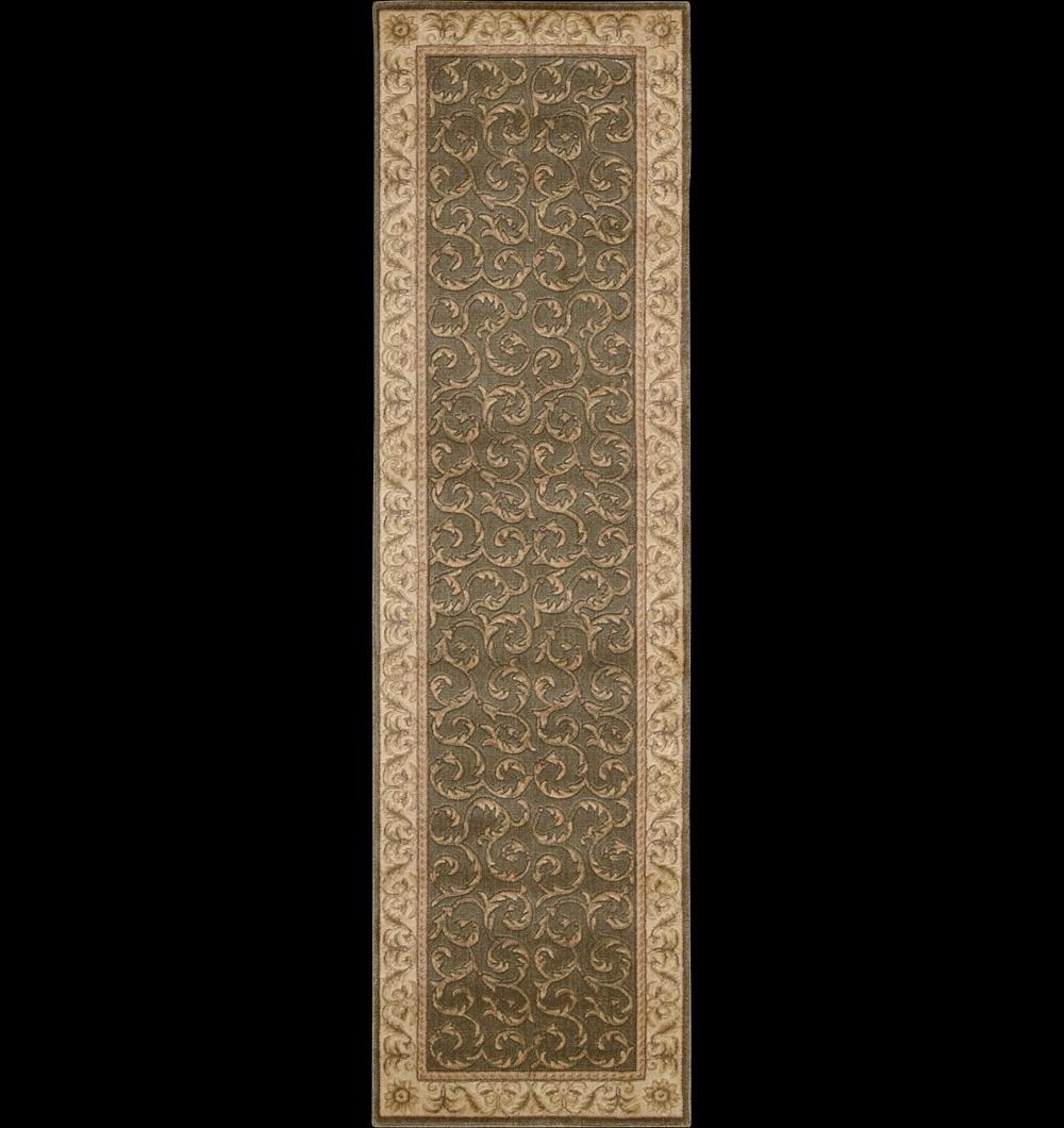 "Nourison Somerset Area Rug 2'3"" x 8' - Item Number: 82419"