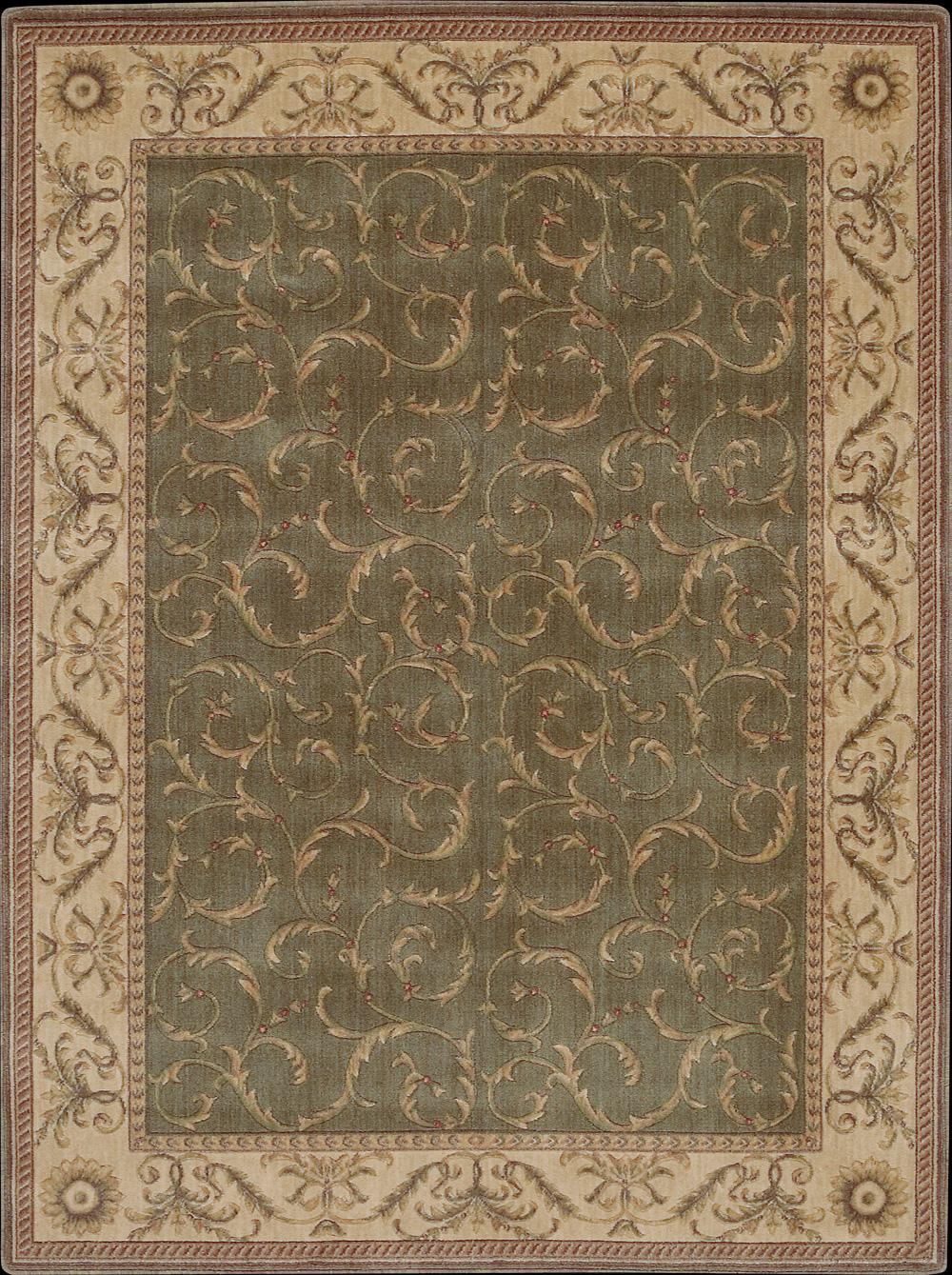 "Nourison Somerset Area Rug 3'6"" x 5'6"" - Item Number: 82482"