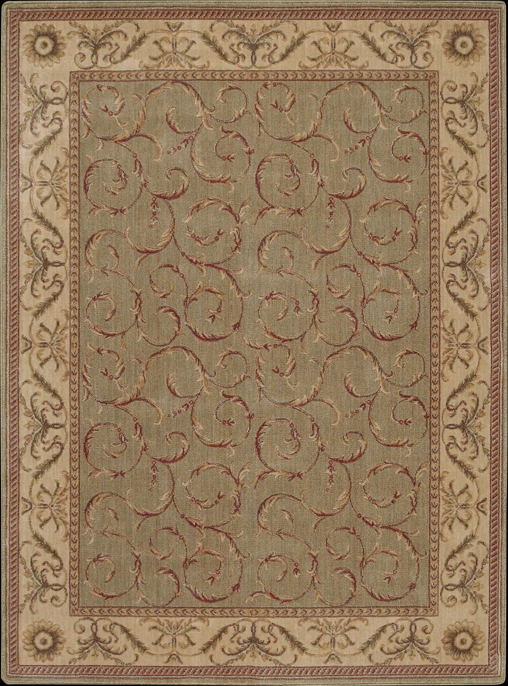 "Nourison Somerset Area Rug 7'9"" x 10'10"" - Item Number: 82662"