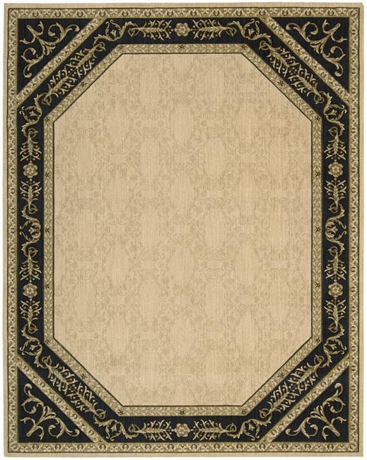"Nourison Vallencierre Area Rug 8'3"" x 11'3"" - Item Number: 1726"