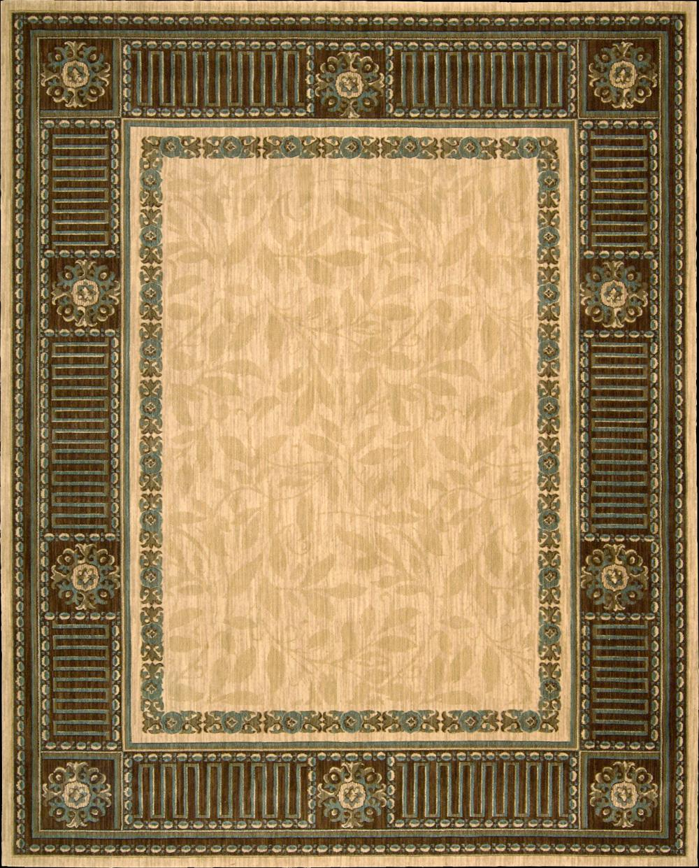 "Nourison Vallencierre Area Rug 7'6"" x 9'6"" - Item Number: 62060"