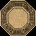 "Nourison Vallencierre Area Rug 5'6"" x 5'6"" - Item Number: 62222"