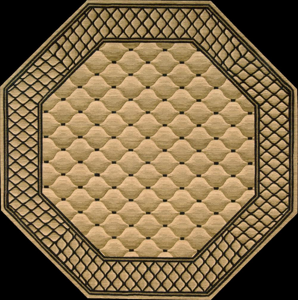Nourison Vallencierre Area Rug 8' x 8' - Item Number: 62240