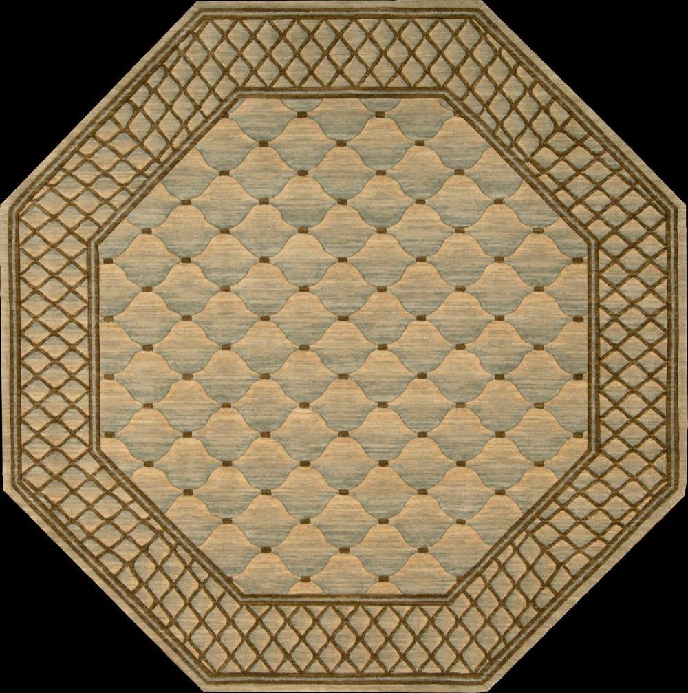 Nourison Vallencierre Area Rug 8' x 8' - Item Number: 62249