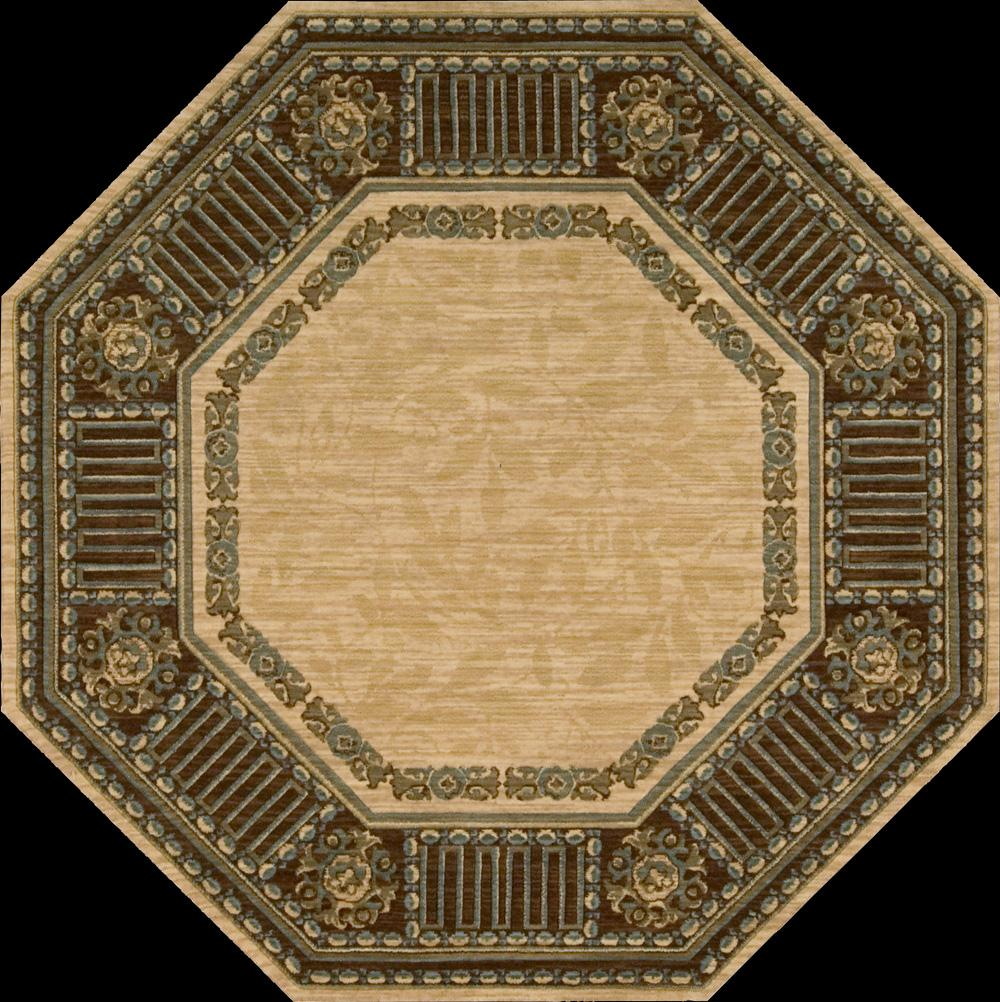 Nourison Vallencierre Area Rug 8' x 8' - Item Number: 62276