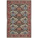 Nourison Nourmak 12' x 18' Multicolor Area Rug - Item Number: 07488