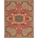 Nourison Nourmak 12' x 18' Red Area Rug - Item Number: 36144