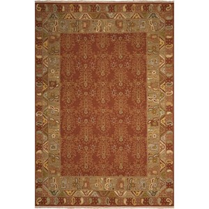 "Nourison Nourmak 9'10"" x 13'10"" Brown Area Rug"