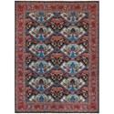 Nourison Nourmak 12' x 15' Multicolor Rectangle Rug - Item Number: SK48 MTC 12X15