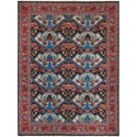 "Nourison Nourmak 7'10"" x 9'10"" Multicolor Rectangle Rug - Item Number: SK48 MTC 710X910"