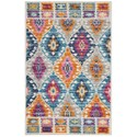 "Nourison Passion 22""X34""  Rug - Item Number: PSN02 MULTI 22X34"