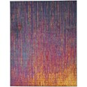 Nourison Passion 8'X 10'  Rug - Item Number: PSN09 MULTI 8X 10