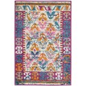 "Nourison Passion 22""X34""  Rug - Item Number: PSN12 IVORY 22X34"