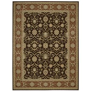 "Nourison Persian Crown Area Rug 7'10"" X 10'6"""