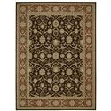 "Nourison Persian Crown Area Rug 9'3"" X 12'9"" - Item Number: 17803"
