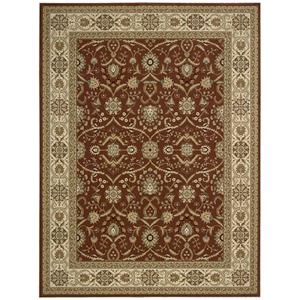 "Nourison Persian Crown Area Rug 9'3"" X 12'9"""