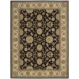 "Nourison Persian Crown Area Rug 5'3"" X 7'4"""
