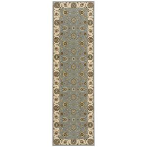 "Nourison Persian Crown Area Rug 2'2"" X 7'6"""