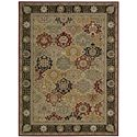 "Nourison Persian Crown Area Rug 7'10"" X 10'6"" - Item Number: 17873"