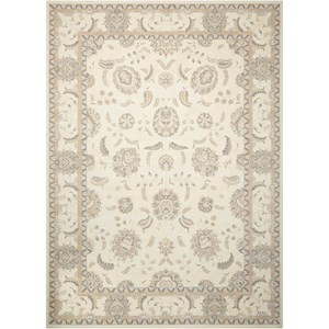 "Nourison Persian Empire 2' x 2'9"" Bone Rectangle Rug"