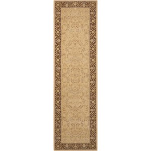 """Nourison Persian Empire 2'3"""" x 8' Sand Runner Rug"""