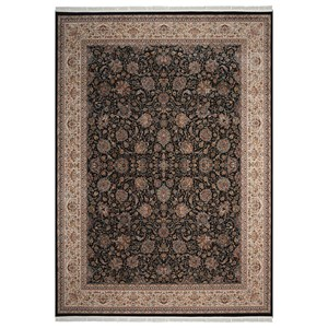 "Nourison Persian Palace 7'10"" X 10'10"" Navy Rug"