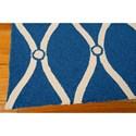 Nourison Portico 10' x 13' Navy Area Rug