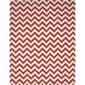 "Nourison Portico 8' x 10'6"" Red Area Rug - Item Number: 27717"