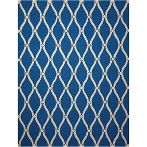 Nourison Portico 10' x 13' Navy Rectangle Rug