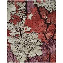 "Nourison Prismatic 8'6"" X 11'6"" Multicolor Rug - Item Number: PRS01 MULTI 86X116"