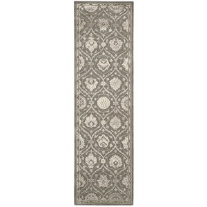 "2'3"" x 8' Cobble Stone Runner Rug"