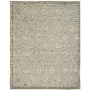 "3'9"" x 5'9"" Blue Cloud Rectangle Rug"