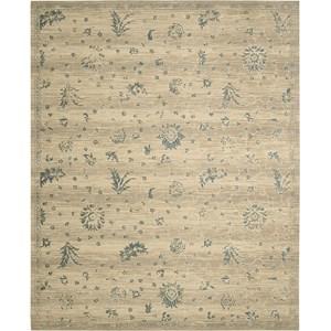 Nourison Silk Elements 12' x 15' Beige Area Rug