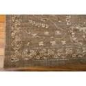 Nourison Silk Elements 12' x 15' Cocoa Area Rug