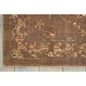 Nourison Silk Elements 12' x 15' Cocoa Rectangle Rug